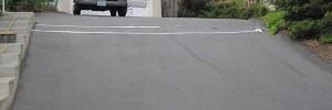 Residential Driveway Sealcoating in Eugene, Oregon
