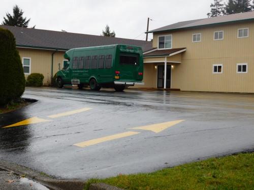 Parking lot restriping and maintenance Eugene, Oregon