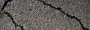 Crack filling and repair, Aegis Asphalt